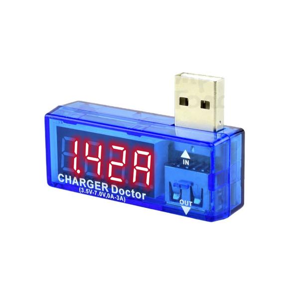 مانیتورینگ شارژر USB مدل VA51