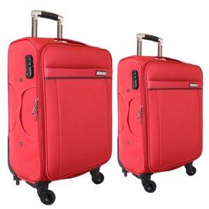 مجموعه دو عددی چمدان مدل پرشین