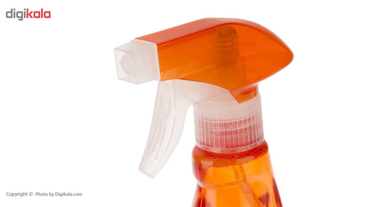 شیشه پاک کن نارنجی گلرنگ حجم 500 گرم main 1 2