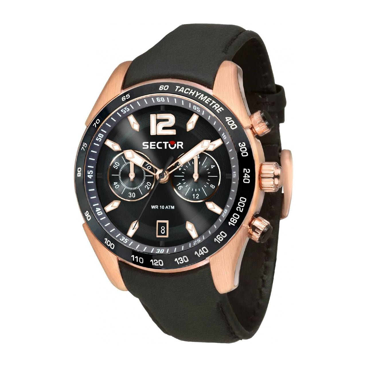 ساعت مچی عقربه ای مردانه  سکتور مدل 330-3271794003