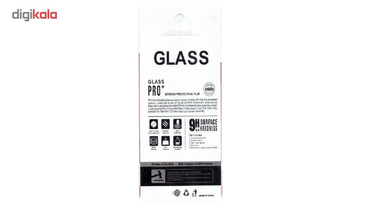 محافظ صفحه نمایش شیشه ای 9H مناسب برای گوشی موبایل  ال جی V10 main 1 2