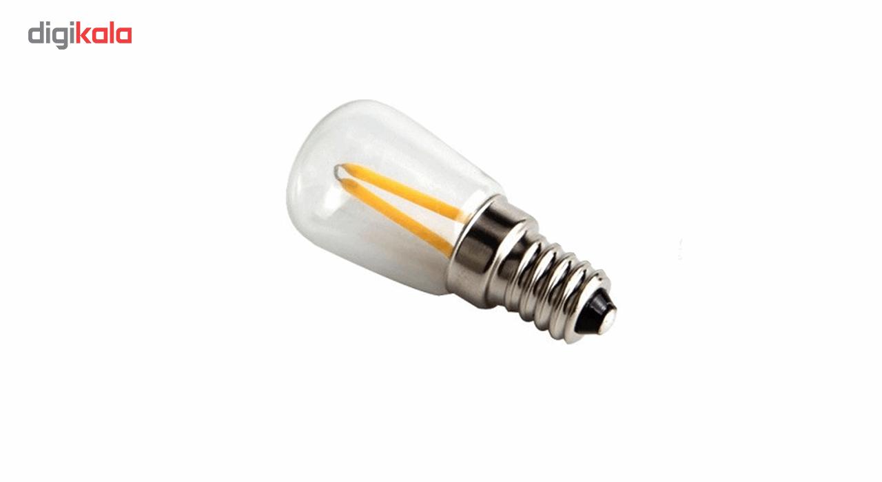 لامپ فیلامنتی 1.5 وات پایه E14 main 1 1
