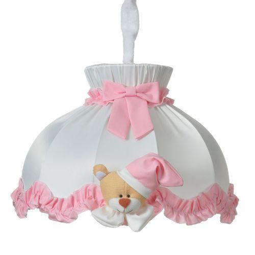 لوستر کودک تابنده مدل خرس خوابالو