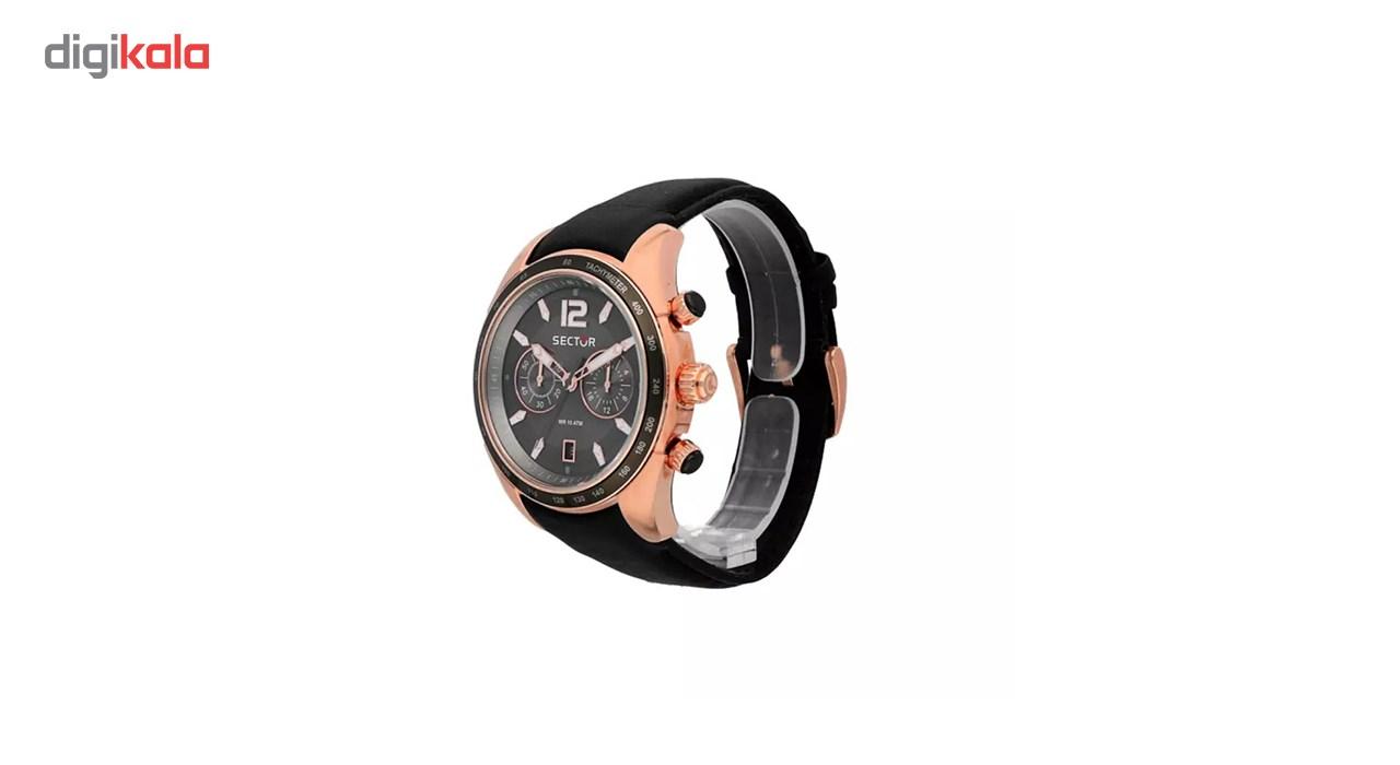 خرید ساعت مچی عقربه ای مردانه  سکتور مدل 330-3271794003