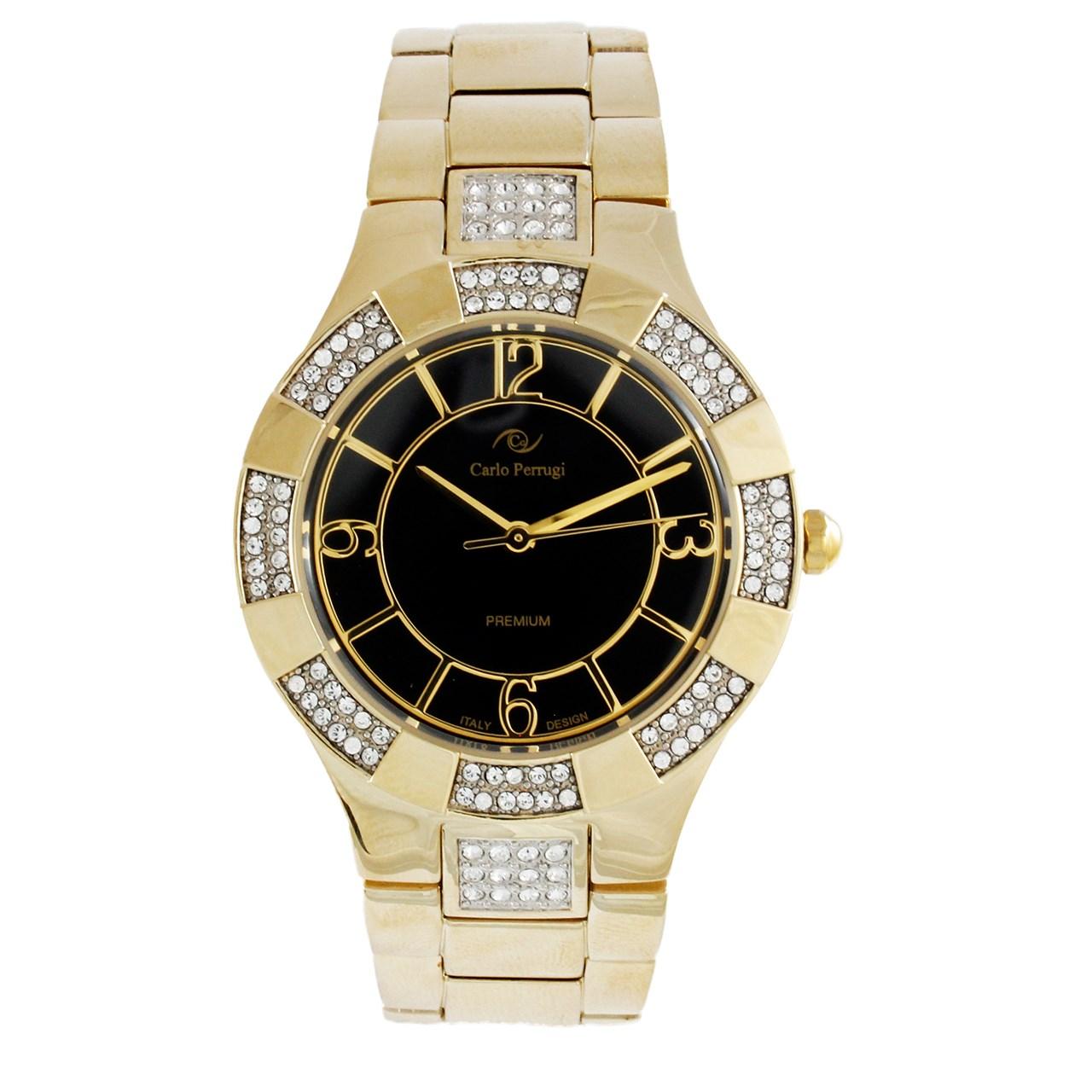 ساعت مچی عقربه ای زنانه کارلو پروجی مدل SL2020-3