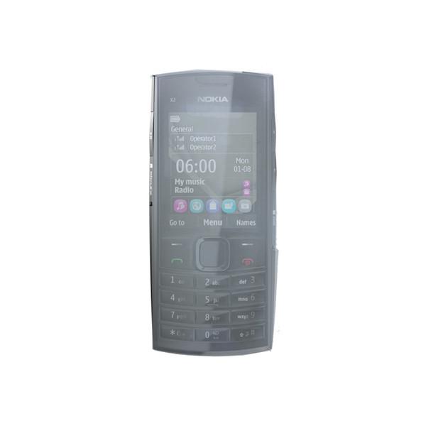 کاور گوشی ژله ای مناسب برای گوشی موبایل نوکیا X2