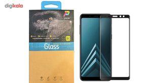 محافظ صفحه نمایش شیشه ای پیکسی مدل 5D  مناسب برای گوشی سامسونگ Galaxy A7 2018