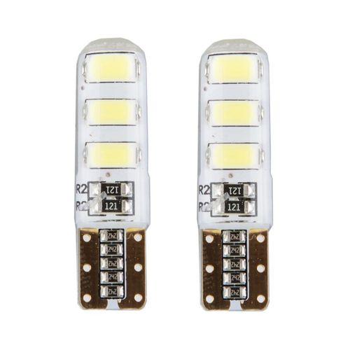 لامپ ال ای دی خودرو مدل T10 بسته 2 عددی