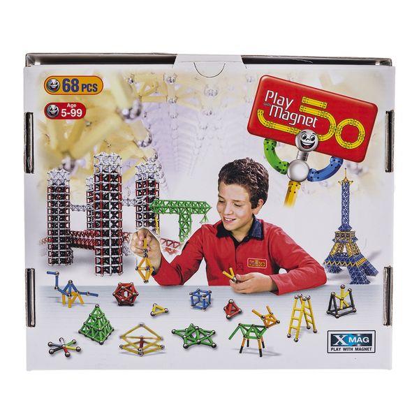 ساختنی مدل Play X Magnet