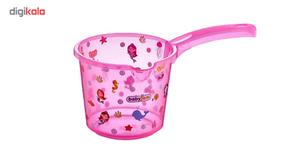 آبریز حمام کودک بیبی جم مدل 400  BabyJem 400 Mug Baby Bath