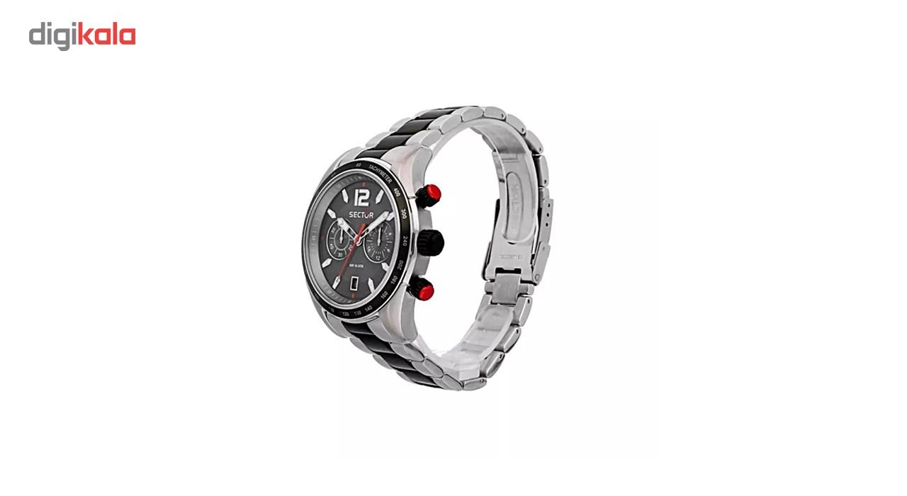 خرید ساعت مچی عقربه ای مردانه  سکتور مدل 330-3273794005