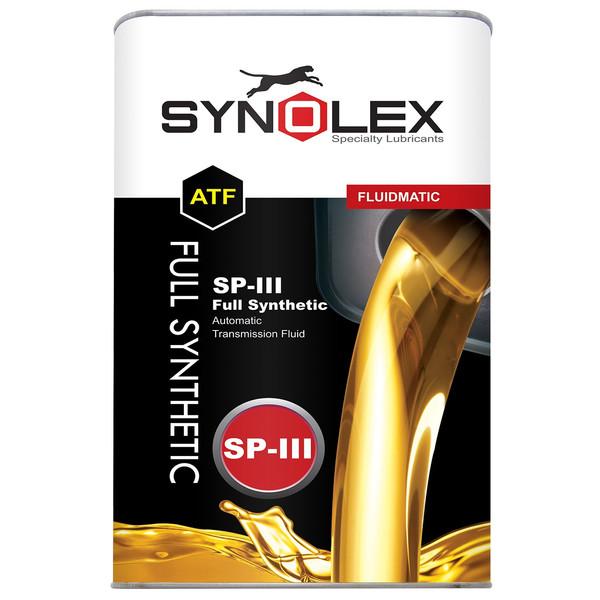 روغن دنده اتوماتیک سینولکس مدل  فلویدماتیک SP-III ظرفیت 4 لیتر