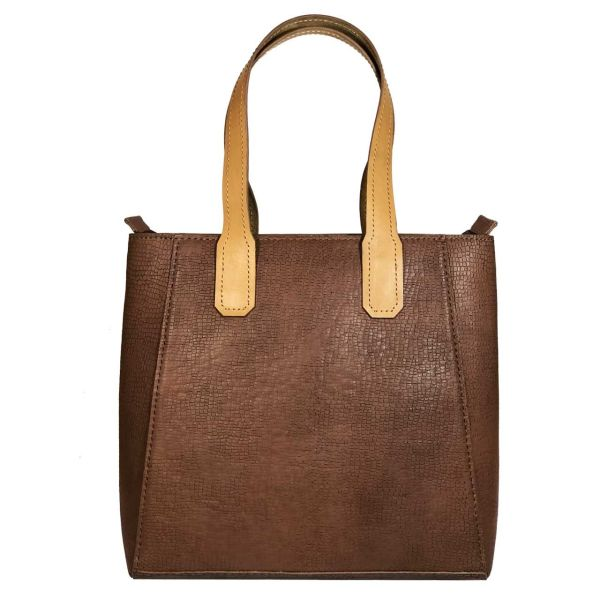 کیف دوشی زنانه چرم طبیعی گلیما مدل 282