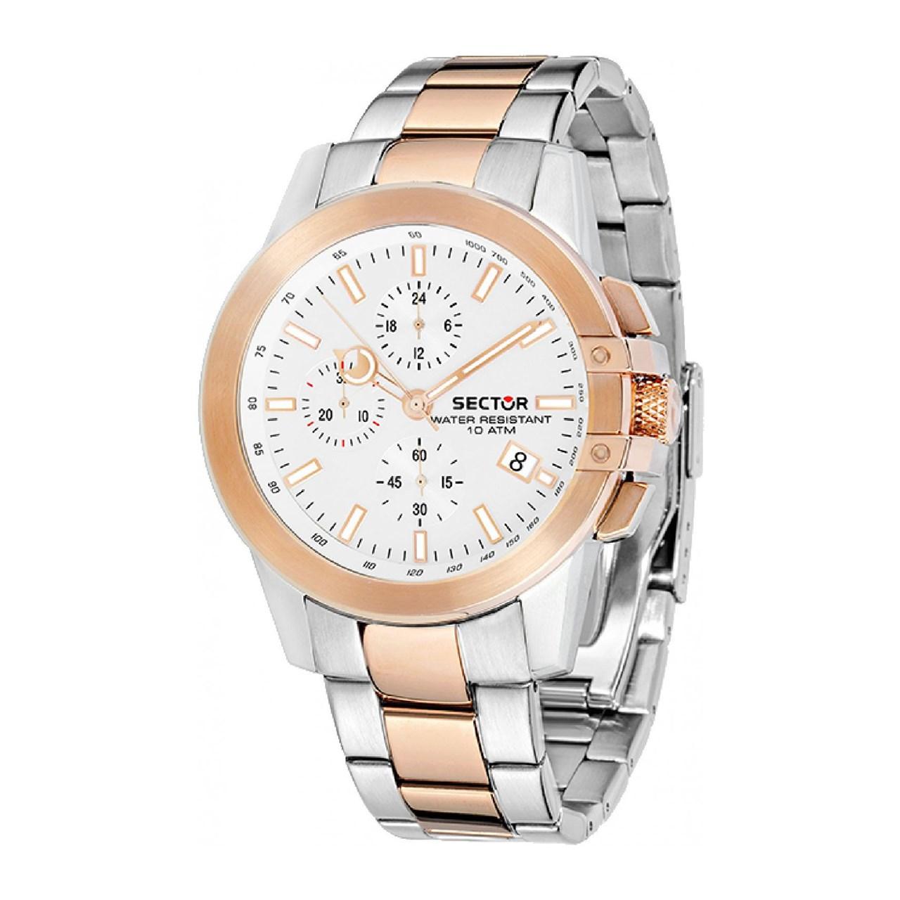 ساعت مچی عقربه ای مردانه  سکتور مدل 480-3273797001 54