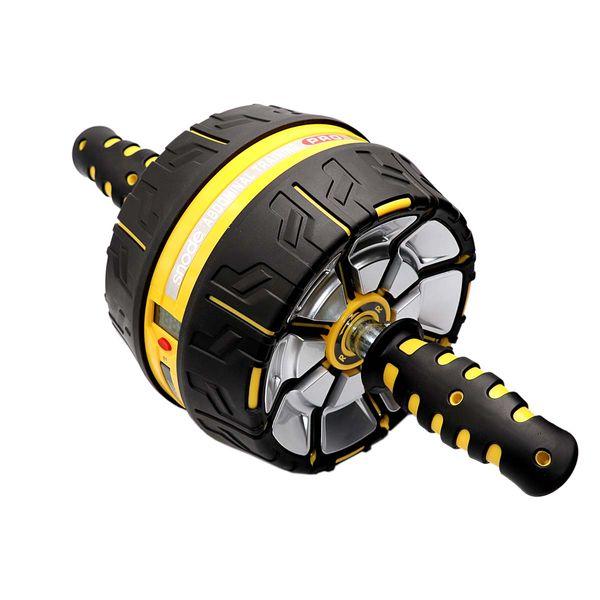 چرخ تمرین شکم مدل snode pro 6060