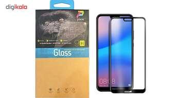 محافظ صفحه نمایش شیشه ای پیکسی مدل 5D  مناسب برای گوشی موبایل هوآوی P20 Lite