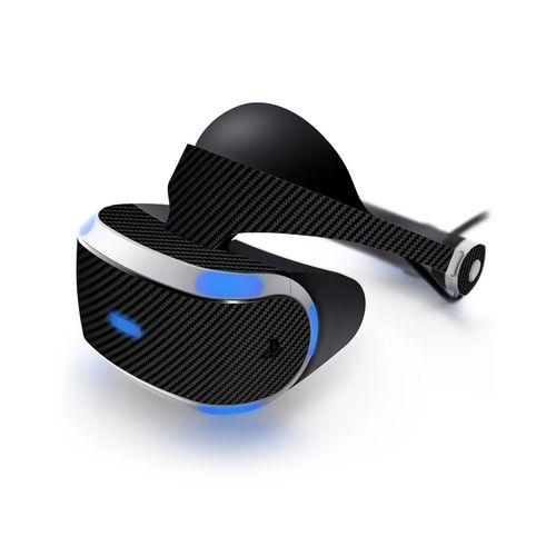 برچسب فیبر کربن ماهوت مناسب برای عینک واقعیت مجازی  PlayStation VR