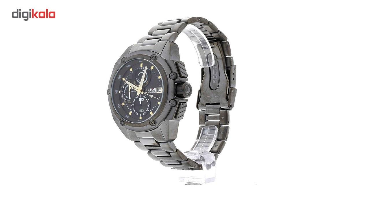 خرید ساعت مچی عقربه ای مردانه سکتور مدل 950-3273981004