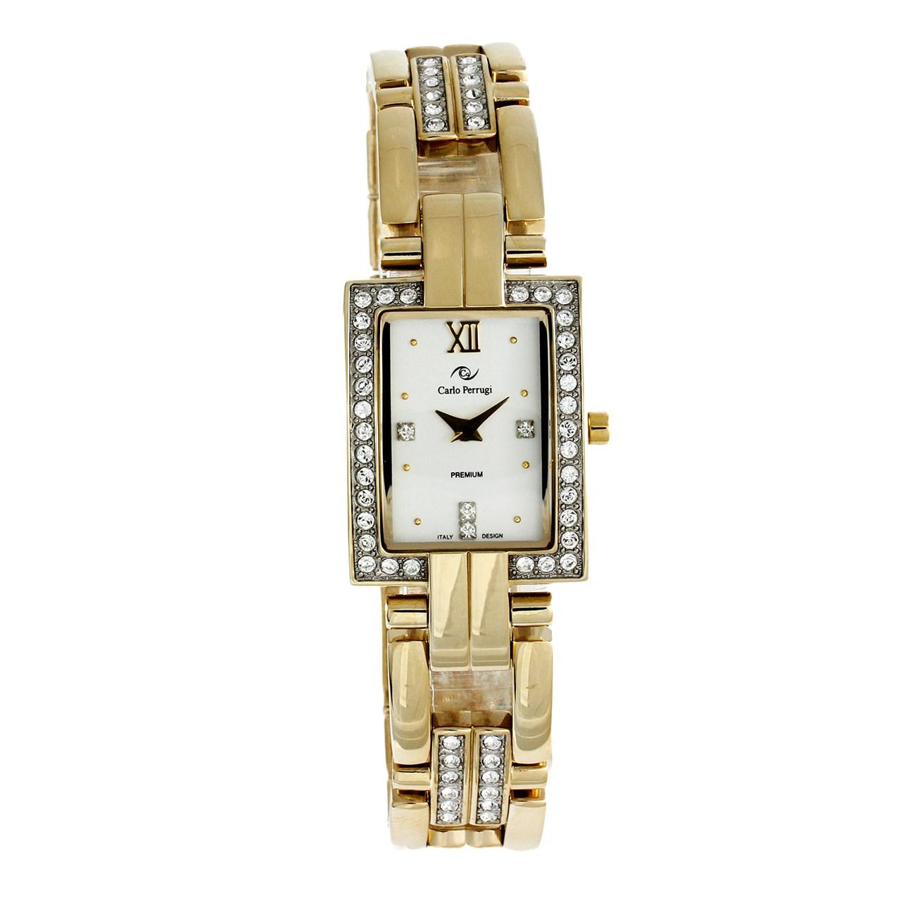 خرید ساعت مچی عقربه ای زنانه کارلو پروجی مدل SL2026-2