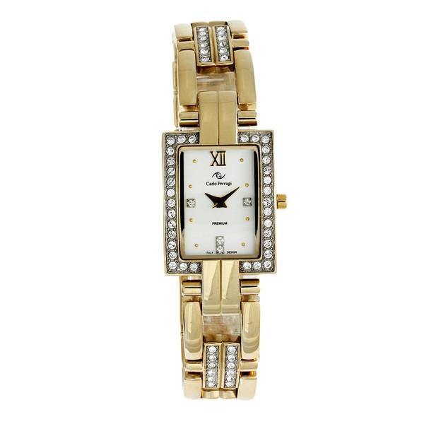 ساعت مچی عقربه ای زنانه کارلو پروجی مدل SL2026-2