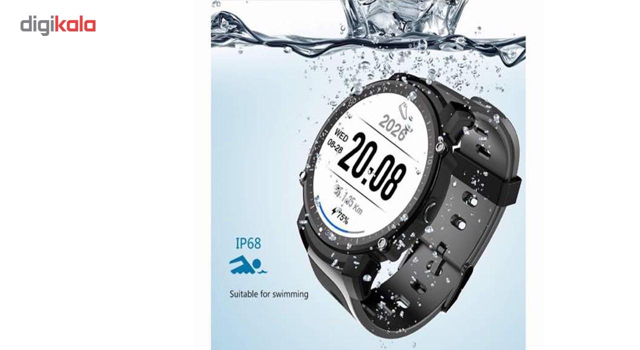 ساعت هوشمند کینگ ور مدل FS08 قابل ارتقا 2018