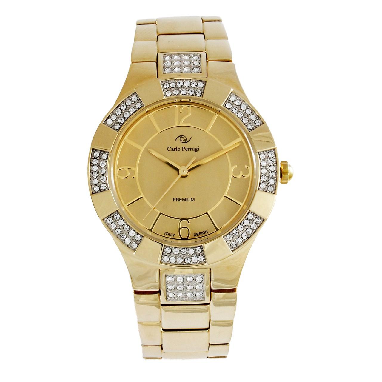 خرید ساعت مچی عقربه ای زنانه کارلو پروجی مدل SL2020-2