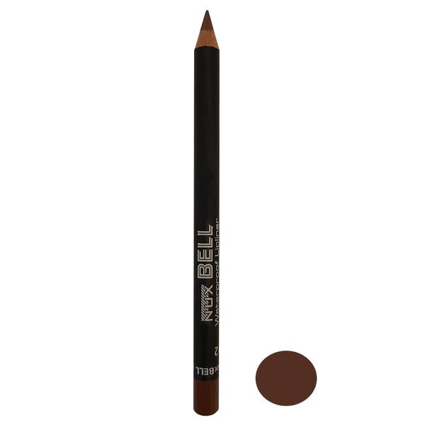 مداد لب نوکس بل شماره 212