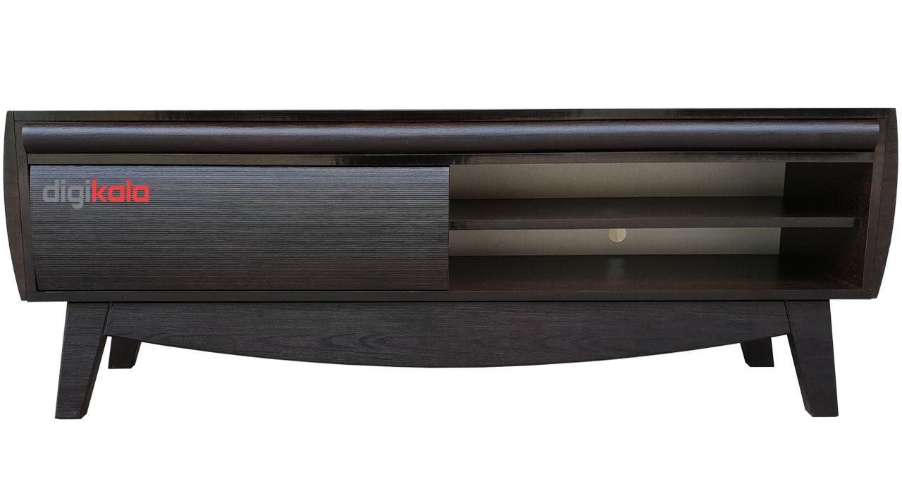 میز تلویزیون کاج چوب مدل V125
