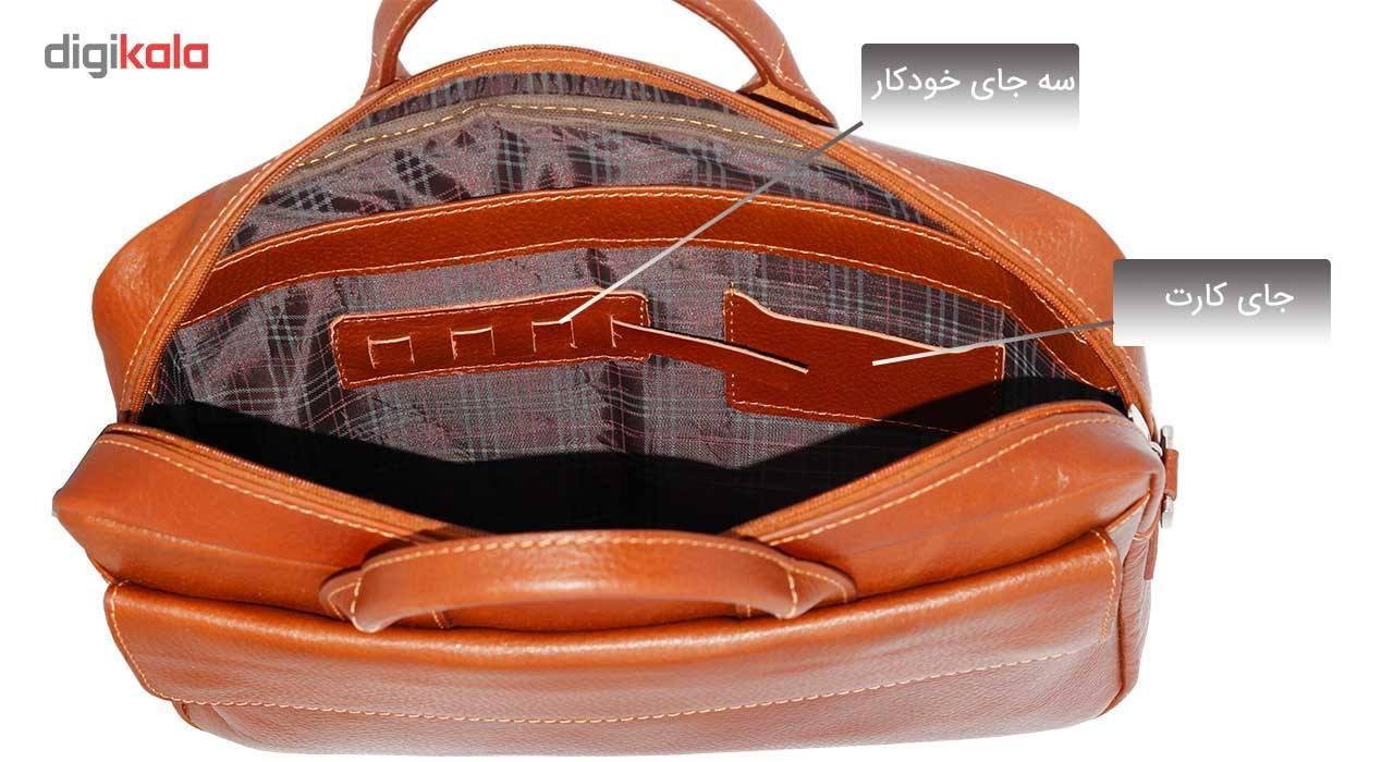کیف اداری مردانه مدل 16011F main 1 4