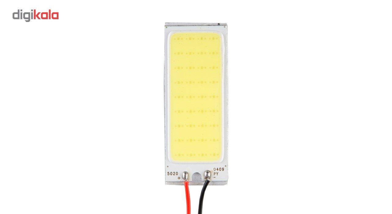 لامپ کیت سقف خودرو مدل 36 COB main 1 1