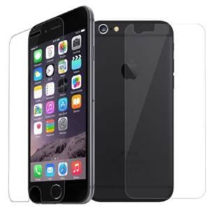 محافظ صفحه نمایش و پشت شیشه ای 9H مناسب برای گوشی موبایل iPhone 6/6s