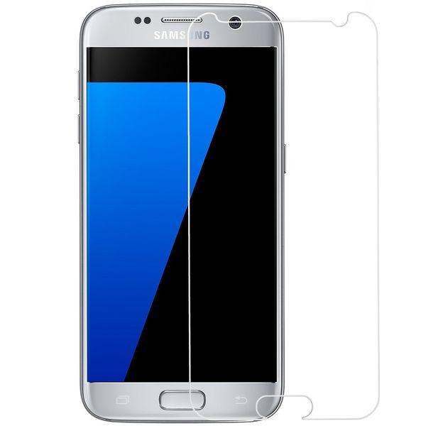 محافظ صفحه نمایش شیشه ای ریمکس مدل Tempered مناسب برای گوشی موبایل سامسونگ Galaxy S7