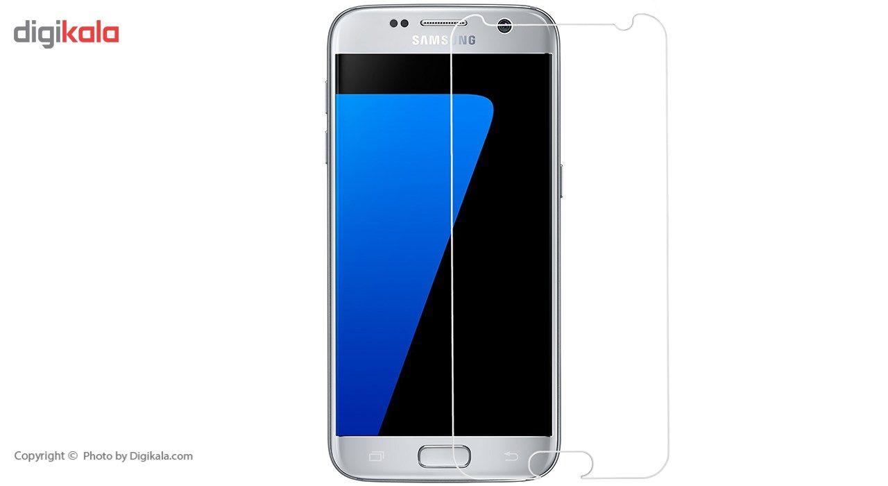 محافظ صفحه نمایش شیشه ای ریمکس مدل Tempered مناسب برای گوشی موبایل سامسونگ Galaxy S7 main 1 1