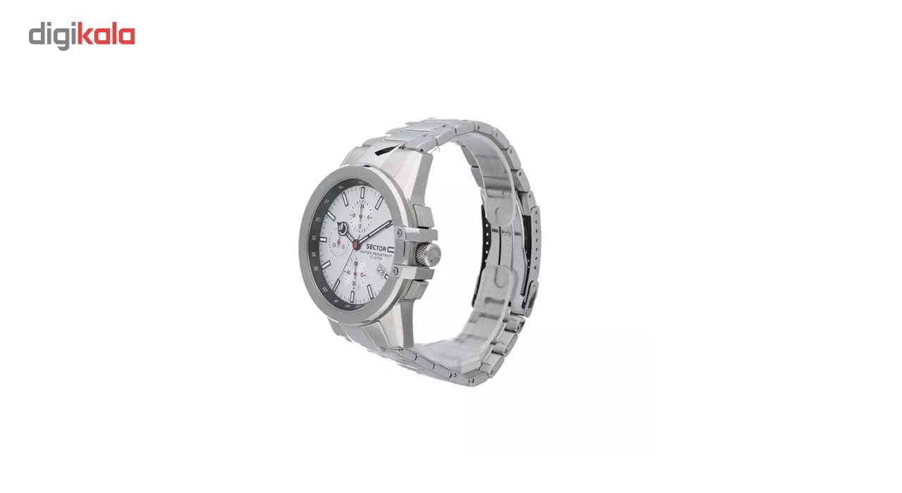 ساعت مچی عقربه ای مردانه  سکتور مدل 480-3273797003