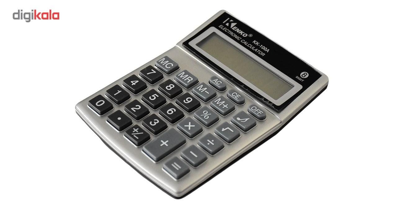 قیمت                      ماشین حساب کنکو مدل KK-100A