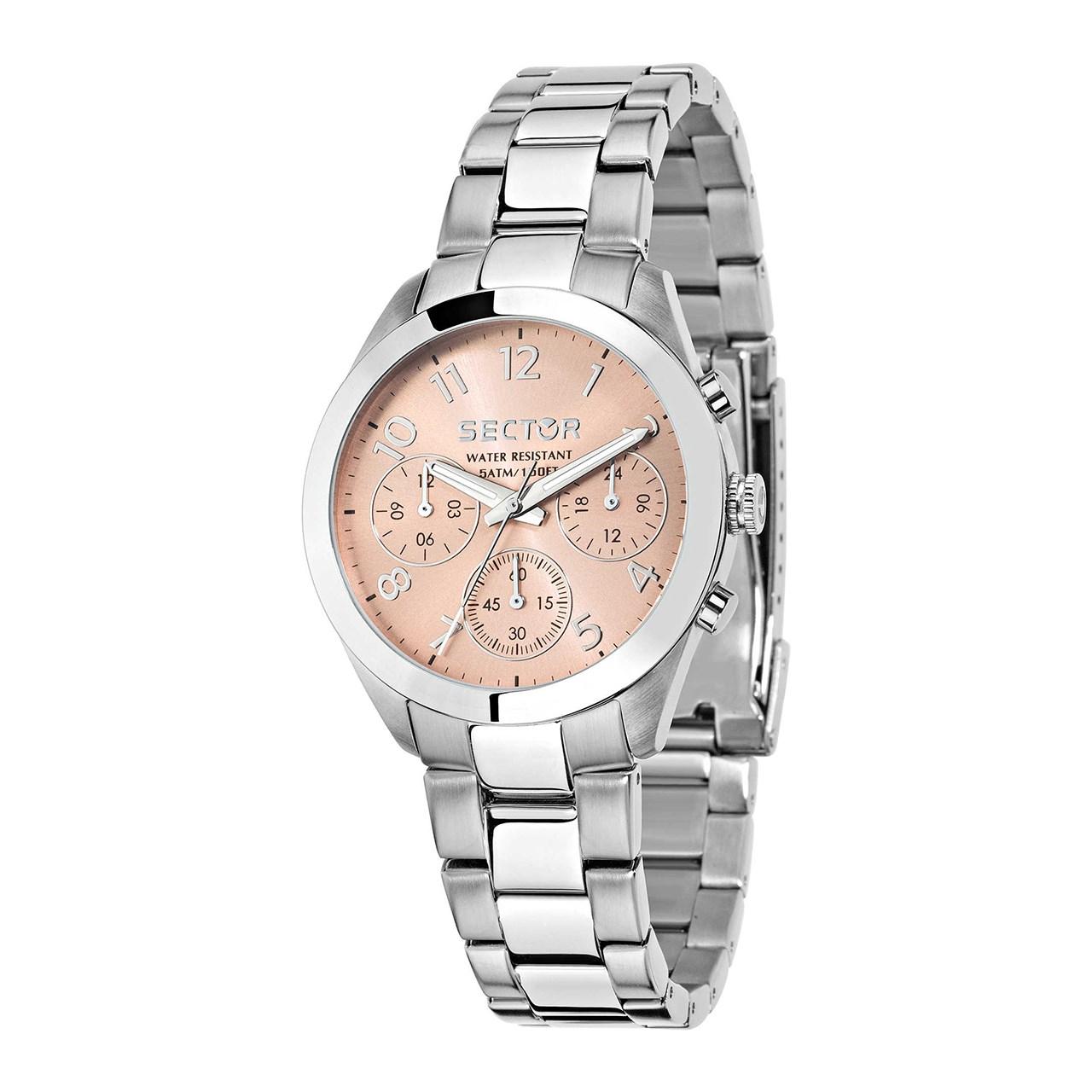 ساعت مچی عقربه ای زنانه  سکتور مدل 120-3253588503 54