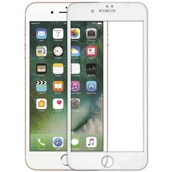 محافظ صفحه نمایش شیشه ای مدل 5D Plus Protect مناسب برای گوشی اپل iPhone 7 Plus