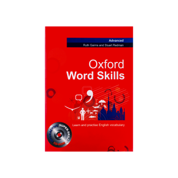 کتاب زبان Oxford Word Skills Advanced