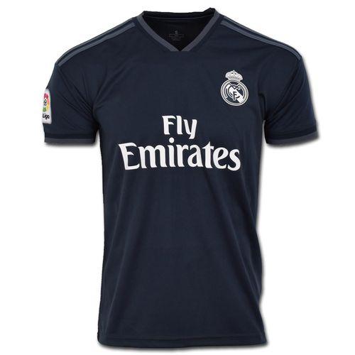 پیراهن تمرینی تیم رئال مادرید مدل away-2019