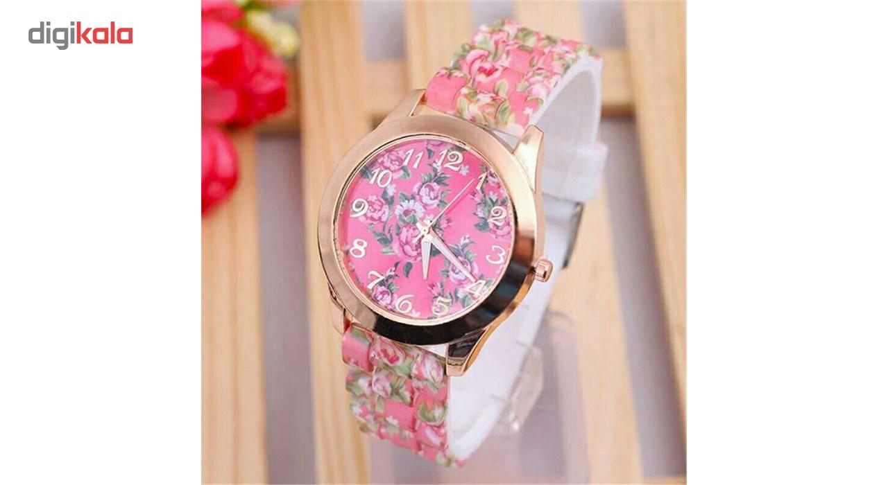 ساعت  زنانه  مدل Flower-05