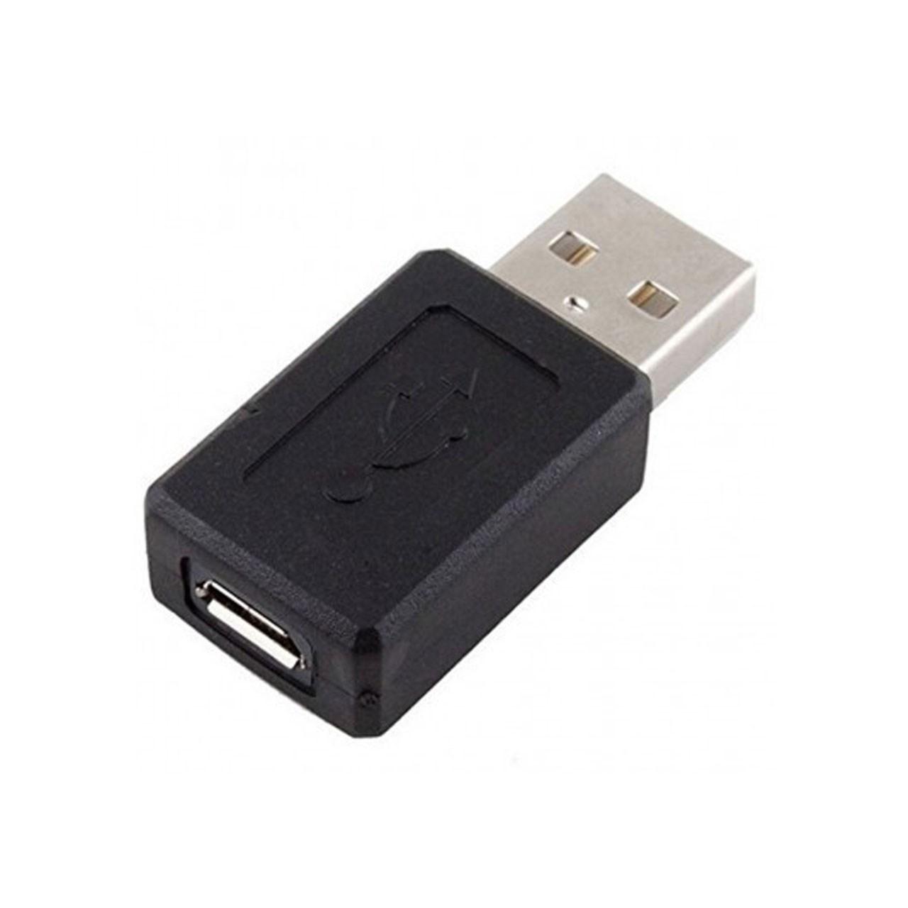 مبدل micro USB به USB دی نت مدل UM1              ( قیمت و خرید)