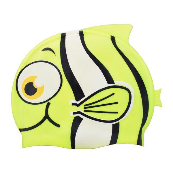 کلاه شنا بچه گانه و زنانه ترانه مدل Clownfish