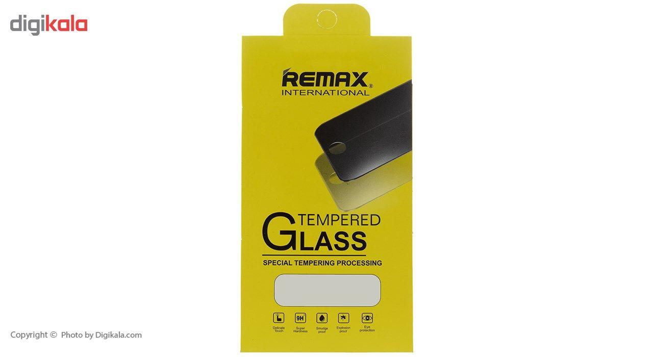محافظ صفحه نمایش شیشه ای ریمکس مدل Tempered مناسب برای گوشی موبایل سامسونگ Galaxy S7 main 1 2