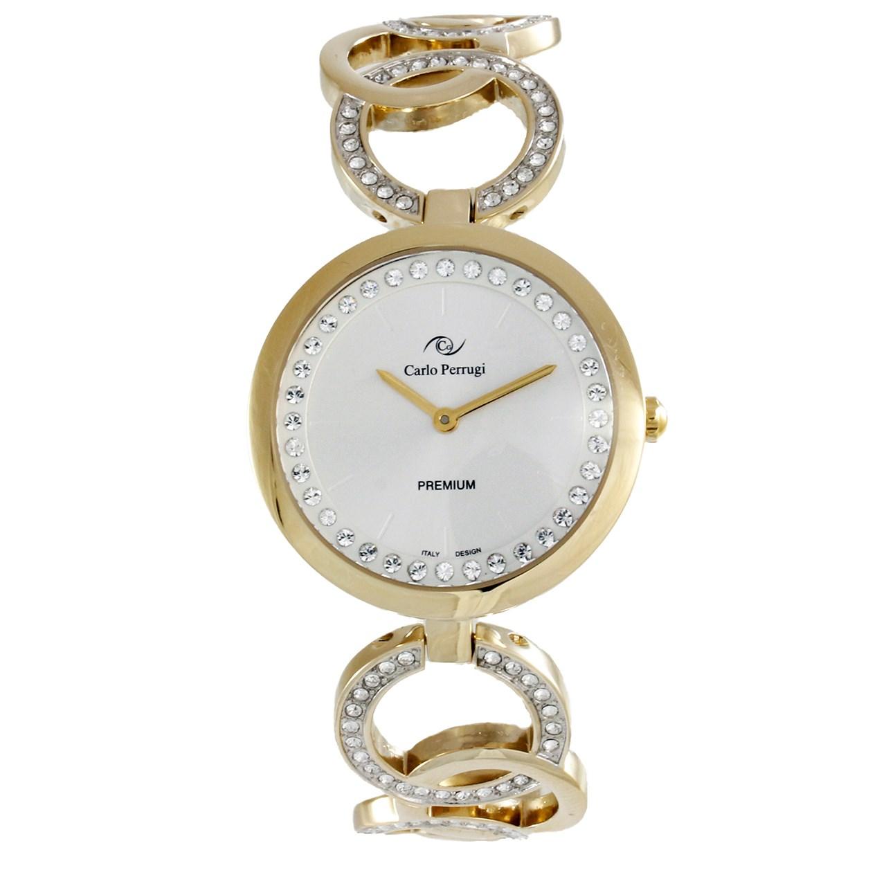 ساعت مچی عقربه ای زنانه کارلو پروجی مدل SL2022-1 40