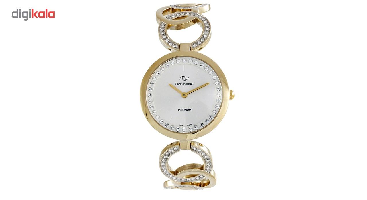 ساعت مچی عقربه ای زنانه کارلو پروجی مدل SL2022-1