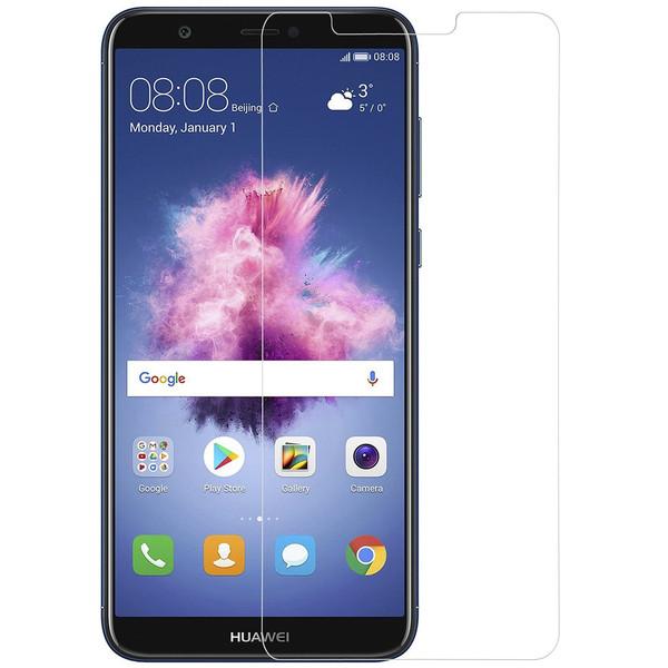 محافظ صفحه نمایش شیشه ای ریمکس مدل Full Cover مناسب برای گوشی موبایل هوآوی P Smart