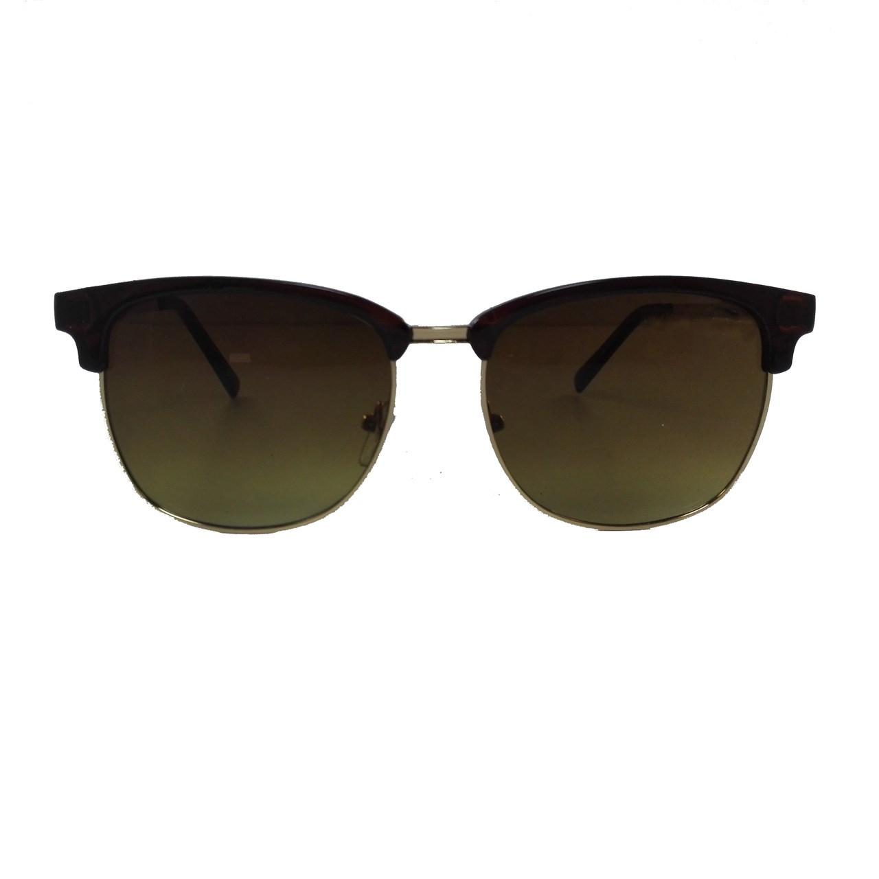 عینک آفتابی  UV400 مدل FLAT SHINE 8484