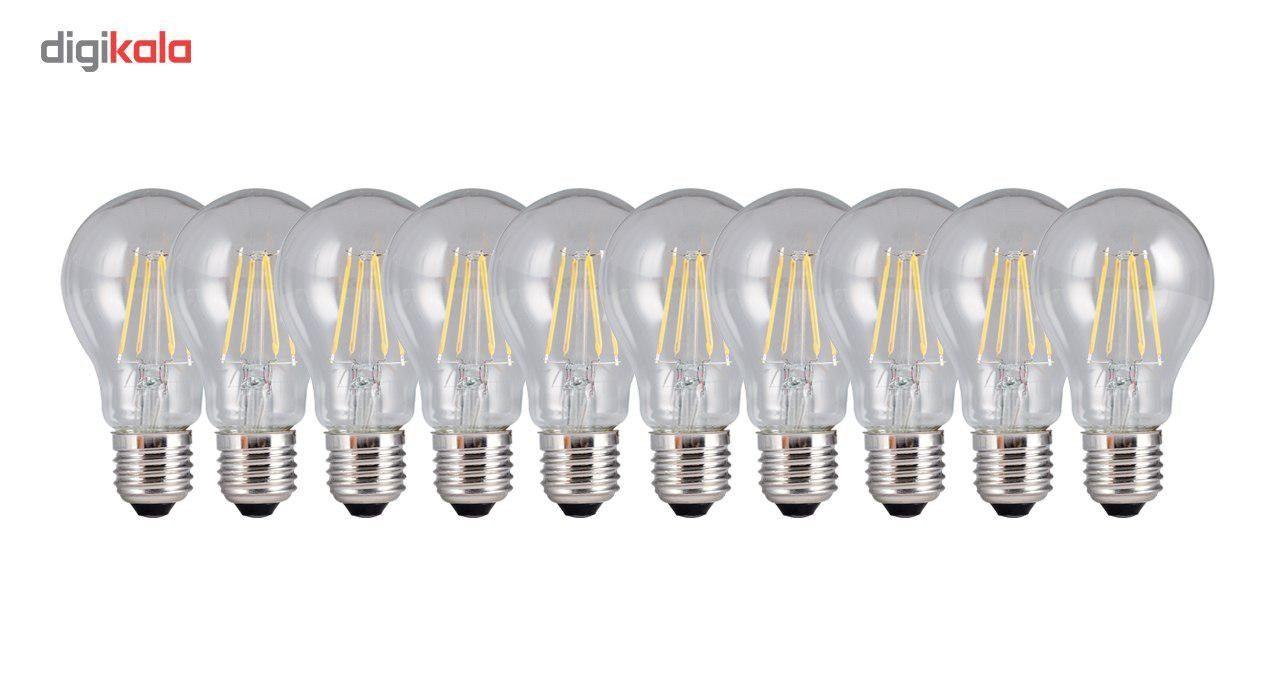 لامپ ال ای دی 6 وات تکنوتل مدل 206 پایه E27 بسته 10 عددی main 1 1