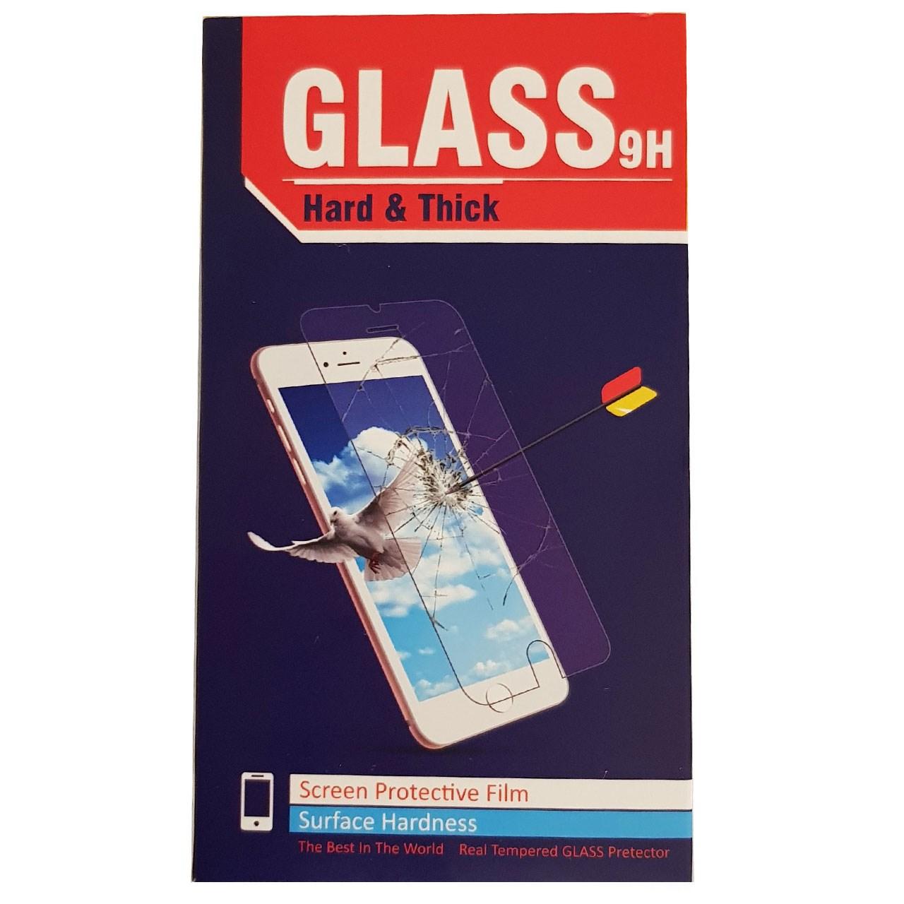 محافظ صفحه نمایش شیشه ای مدل Hard and thick مناسب برای گوشی موبایل شیائومی Redmi 4X