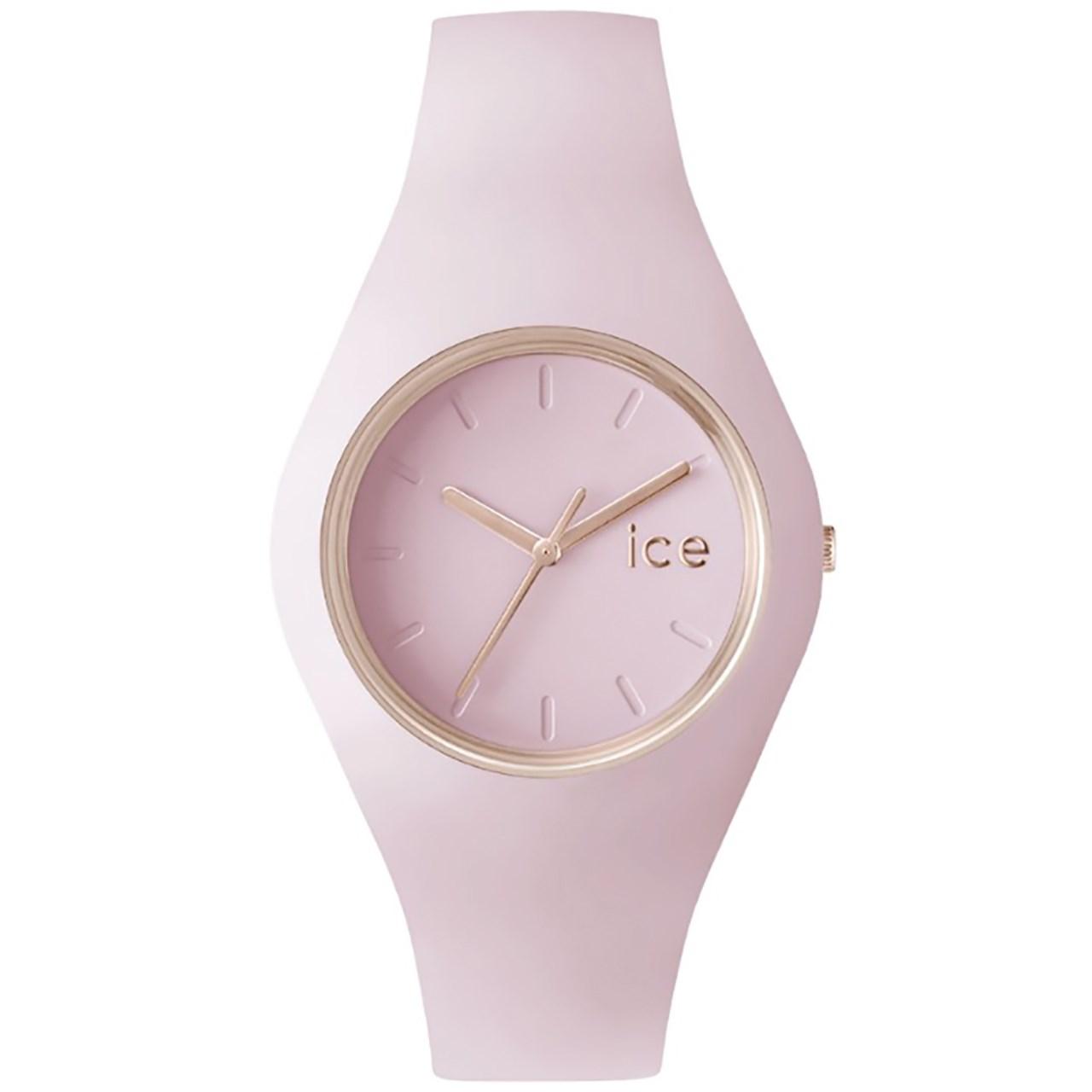 ساعت مچی عقربه ای آیس واچ مدل ICE.GL.PL.U.S.14